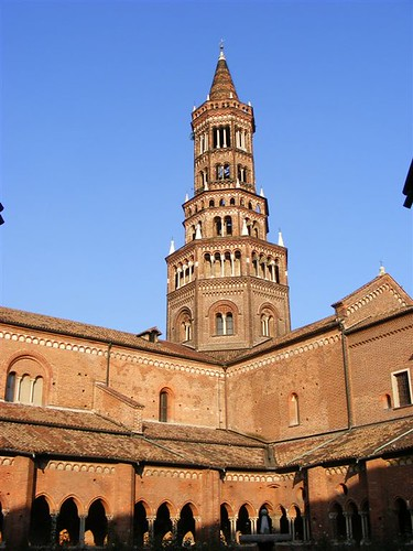 Chiaravalle torre campanaria