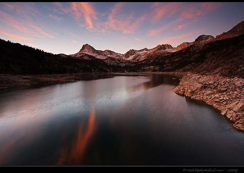 south lake sunrise easternsierra easternnevada california photofool