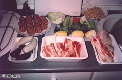 2002 Valencia 35 (eme_eh) Tags: sepia cerveza fruta pizza macedonia miel chorizo paella horno tortilla rioja formentera gambas ensalada vino global arroz jamn pulpo churro humus mejilln cocido migas nevera langostinos bacalao berenjena aceituna plancha porra lasaa alubias alcachofa macarrones fideu cuchillos brasa embutido panceta chuletn arrozabanda tallarines buuelo entrecot escal cancurreu gazpachomanchego arrozdesetas rabollones