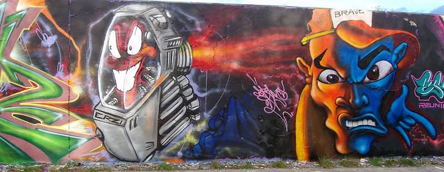 ERZ & Brave1 ESSEx 2007