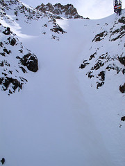 Marte chute (frisbeeace) Tags: winter snow ski argentina skiing resort mendoza andes lasleas laslenas photofaceoffwinner pfogold