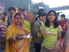 Chhat a festival of bihar (dr_amar) Tags: india shozu festival mobile nokia6270 bihar chhath amarendra