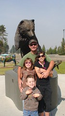 DSC00476 (Ray Phister) Tags: camping yellowstonepark