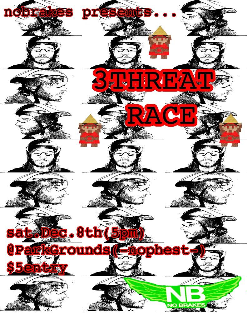 Nophest 3THREAT RACE