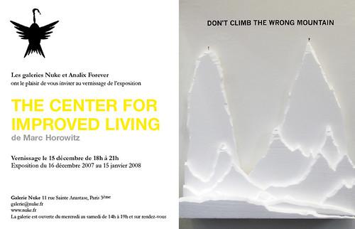 Nuke Gallery Show Invite