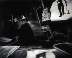 Ghost n4 : Eric (Henry [6*3=?]) Tags: longexposure ghost pinhole homemade expositionlongue homemadepinhole showshutter fantome stenope