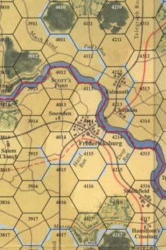 Grant Takes Command - Fredericksburg