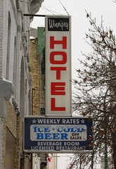 The Winnipeg Hotel