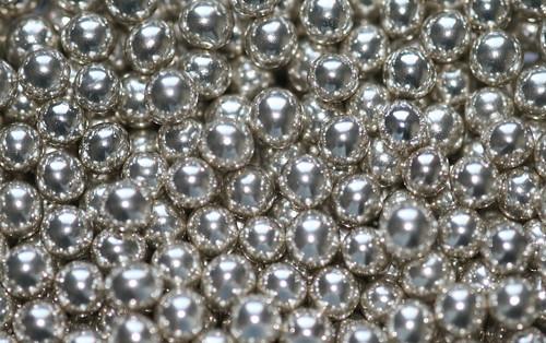 Silver balls 1
