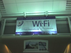 Make wi-fi free at airports - PAD 1007