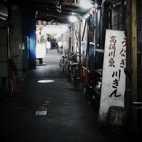 高級川魚店