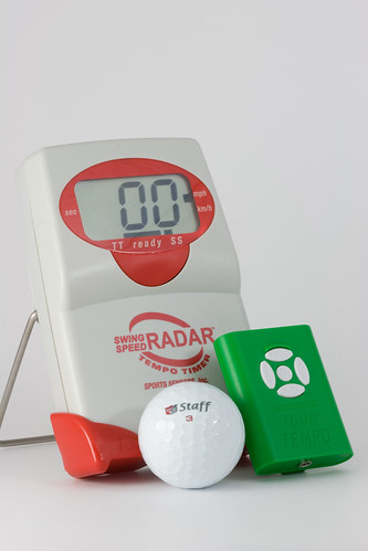 Swing Speed Radar - Tour Tempo Player