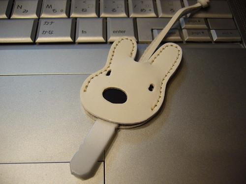リサのキーホルダー1
