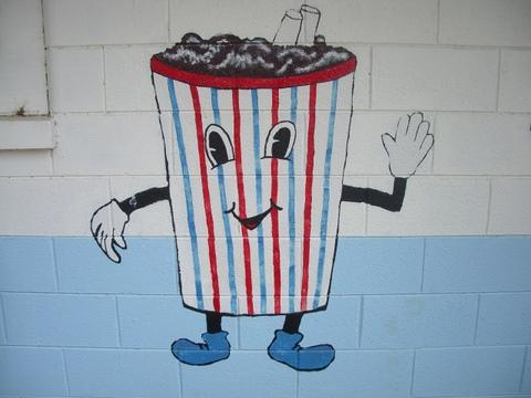 shakespeare popcorn and a soda essay