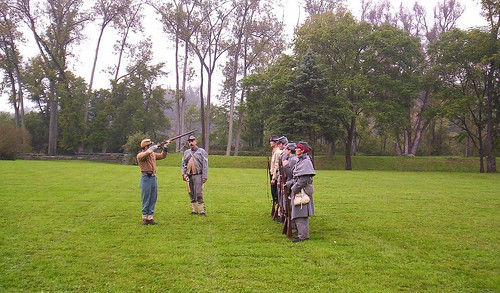 Army Drills