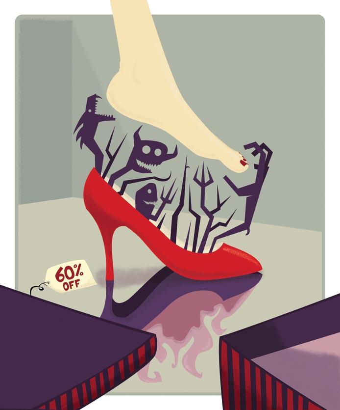 Devil Shoe