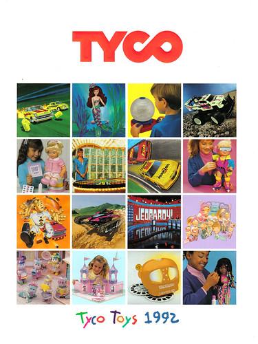 View TYCO's 1992 Catalog