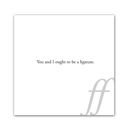 ligature