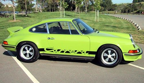 Green Machine All The Shades Of Green Offered By Porsche