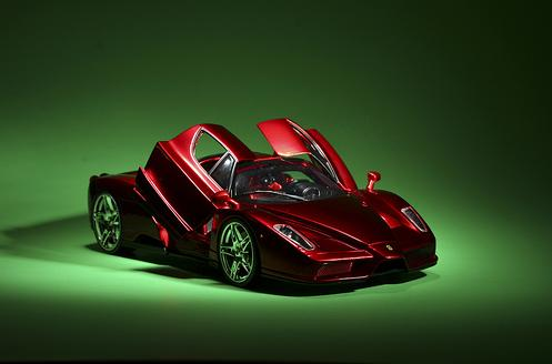 Ferrari Enzo by Joel Monsalud