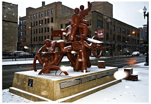 Haymarket Riot Memorial 032