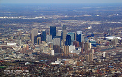 Downtown Minneapolis Skyline, 28 March 2008 (photography.by.ROEVER) Tags: window minnesota skyline march flying downtown afternoon seat flight stpaul minneapolis msp 2008 far downtownskyline airtravel windowseat northwestairlines 1000views downtownminneapolis 2000views 10000views 5000views 15000views 3000views kmsp hennepincounty minneapolisstpaulinternationalairport 4000views 6000views 7000views 8000views 12000views minneapolisskyline 9000views 16000views 11000views 14000views 13000views 17000views bestofmpls airlineflight