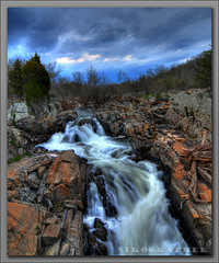 Great Falls National Park, Maryland (Nikographer [Jon]) Tags: usa nature water landscape landscapes lenstagged nationalpark nikon unitedstates greatfalls maryland april 2008 potomacriver hdr apr d300 tokina1224mmf4 photomatix greatfallsnationalpark 20080405d30018973 jss20081