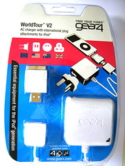 De verpakking van de GEAR WorldTour.