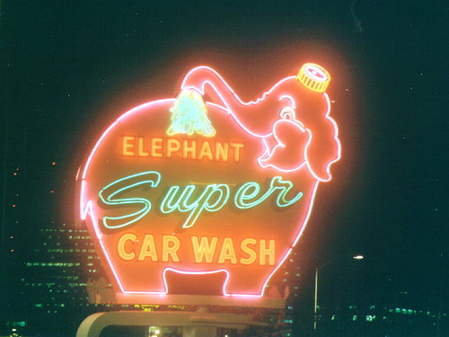 Seattle Elephant Car Wash