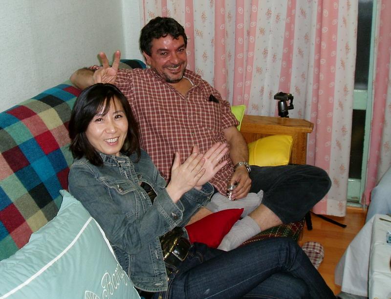 Arif & Hyeseung