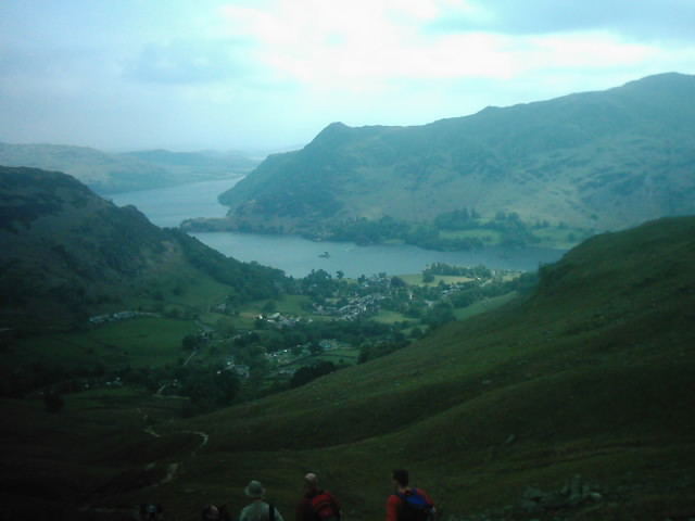 Glenridding, Ullswater, Birk Fell and Place Fell, Cumbria, Cumberland