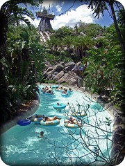 the lazy river (kevkev44) Tags: water landscape lagoon disney disneyworld waltdisneyworld typhoon floatie waterpark waterride typhoonlagoon lazyriver misstilly