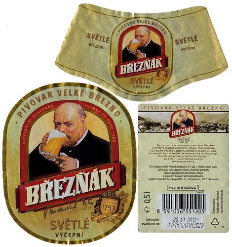 """Březňák pale, """"Velké Březno"""", 2012"""