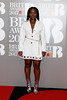 Rita Ekwere aka Ray BLK attends The BRIT Awards 2017 at The O2 Arena on February 22, 2017 in London, England. (Photo by John Phillips/Getty Images)