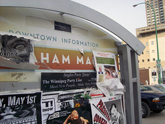 Ham Ma (JPox) Tags: mall ads downtown winnipeg ave graham