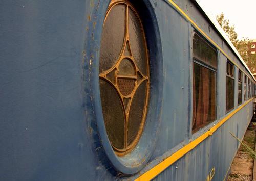 Railway Museum Orian Express