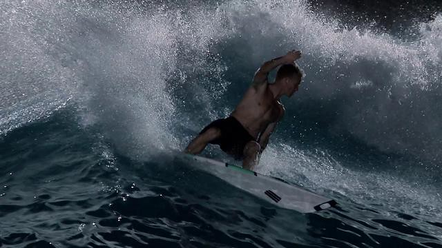 Nightsurf on Vimeo by Iker Elorrieta