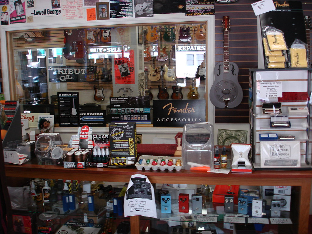 Front Counter of RWGA