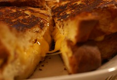 Grilled Cheese of Supreme Awesomeness
