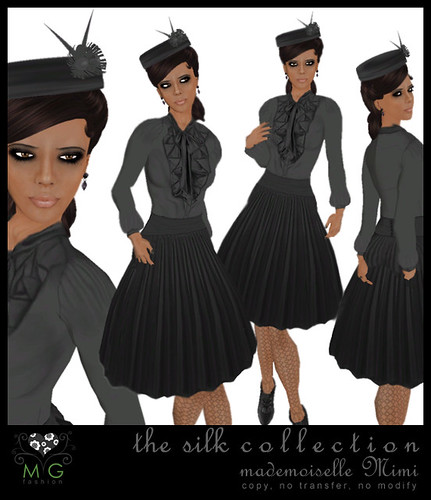 [MG fashion] The Silk Collection - Mademoiselle Mimi