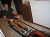 Rowing home fitness (greatgeez) Tags: home muscles casa body dolce rowing roberto fitness bigfoot corpo fisico muscoli sudore vogatore piedoni seghetta vogare