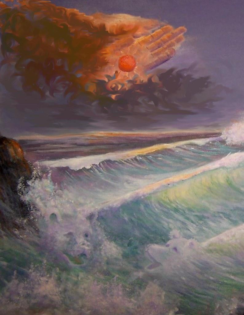 Sea Roars as Son Returns!