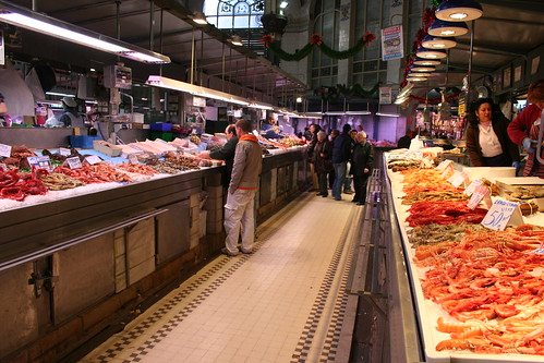 The mercado - Valencia (Photo by Archway Andres)