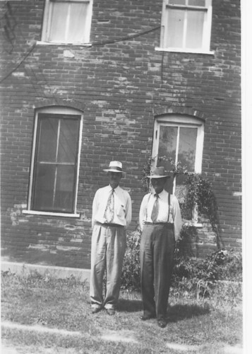 Elmer and Lyde Pullins