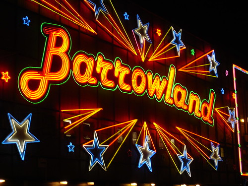 The Hidden Glasgow Forums • View topic - Barrowland Sign Font