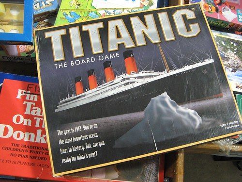 Titanic The Board Game