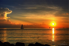 far away (_Paula AnDDrade) Tags: travel sunset sky usa wow boat amazing florida explore keywest flickrsbest paulaanddrade tomyfather superbmasterpiece flickrdiamond paulaisthebest
