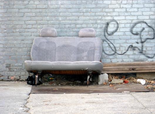 Noble Street Seat