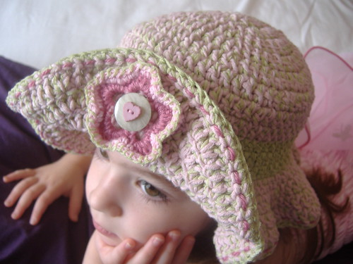 Adorable Ruffles Hat Free Crochet Pattern from the Kids ...