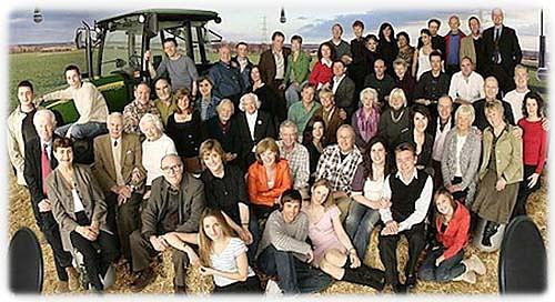 BBC Archers Cast